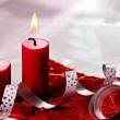 Christmas Candles — Stock Photo #35865545