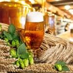 Beer glass — Stock Photo #40854823
