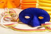 Máscara de carnaval — Fotografia Stock