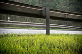Guardrail — Stock Photo
