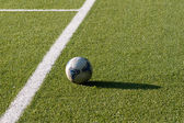 Footbal field — Foto de Stock
