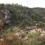 Boonoo Boonoo River lookout in Australia — Stock Photo #47076067