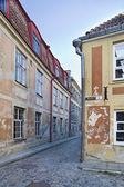 Tallinn - huvudstad staden i estland — Stockfoto