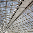 Huge, modern, industrial roof — Stock Photo #13669147