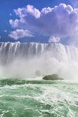 Niagara Falls Canada USA — Stock Photo