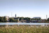 Panorama of Helsinki — Stock Photo