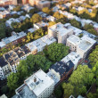 Stock Photo: Settlement from above, NYC