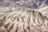 Zabriskie Point Wonder — Stock Photo
