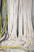 Lots of Cables — Foto de Stock