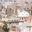 Panorama of Cartagena, Spain — Stock Photo