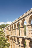 Ancient Roman Aqueduct in Spain, Europe — Stock Photo