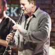 Stock Photo: Ken Vandermark during concert