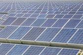 Renewable energy- Solar energy — Stock Photo