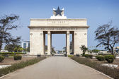 Independence Square, Accra, Ghana — Stock Photo