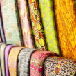 Постер, плакат: African fabrics from Ghana West Africa