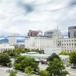 Salt Lake City, Utah, USA — Stock Photo #50413573