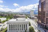 Salt Lake City, Utah, USA — Stock Photo