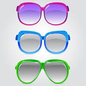 Glasses 3 — Stock Vector