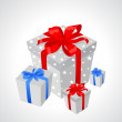 Royalty-Free Stock Imagem Vetorial: Gift