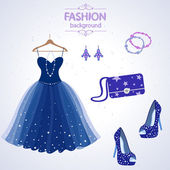 Fashion — Stockvector