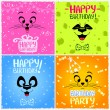 Happy Birthday — Stock Vector #32743913