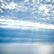 Sea and clouds sky — Stock Photo #30098581