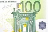 One banknote 100 euro — Stock Photo