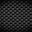 Black regular texture — Stock Photo