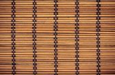 Wood bamboo texture for background — Stock Photo