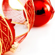 Christmas red decoration — Stock Photo #7888112