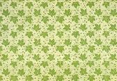Vintage wallpaper - leaves — ストック写真