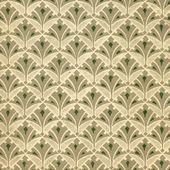 Vintage wallpaper - leaves — Fotografia Stock
