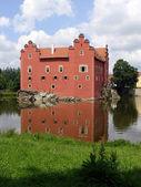 Cervena Lhota Castle, Czech republic — Stock Photo