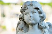 ängel ansikte — Stockfoto