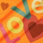 amour et coeur — Vecteur