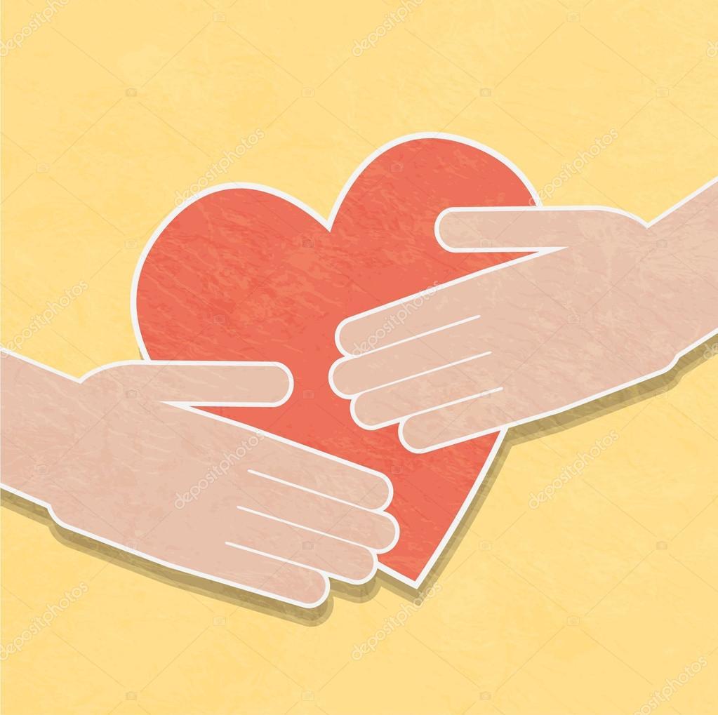 Картинки по запросу сердце благотворительность