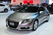 NONTHABURI - March 25: New Honda CR-Z on display at The 35th Ban — Стоковое фото