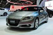NONTHABURI - March 25: New Honda CR-Z on display at The 35th Ban — Foto de Stock