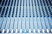Sound Mixer, — Stock Photo