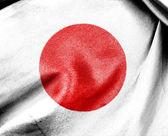 日本の国旗 — ストック写真
