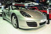 NONTHABURI - NOVEMBER 28: Porsche Boxster on display at The 30th — Foto Stock