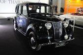NONTHABURI - NOVEMBER 28: Lanchester LD10, Vintage classic car,  — Stok fotoğraf