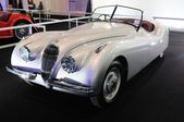 NONTHABURI - NOVEMBER 28: Jaguar XK120 roadster, Classic 2 door  — Foto Stock