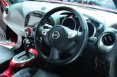 NONTHABURI - NOVEMBER 28:  Interior of the new Nissan JUKE, Cros — Foto Stock
