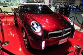 NONTHABURI - NOVEMBER 28:  MG icon, SUV concept car, on display  — Foto Stock