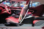 NONTHABURI - NOVEMBER 28:   Interior design of MG icon, SUV conc — 图库照片