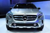 NONTHABURI - NOVEMBER 28: Mercedes Benz GLA concept, concept cro — Photo
