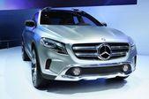 NONTHABURI - NOVEMBER 28: Mercedes Benz GLA concept, concept cro — Zdjęcie stockowe