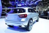 NONTHABURI - NOVEMBER 28: Mercedes Benz GLA concept, concept cro — Stock Photo