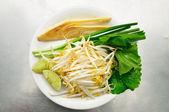 Mix of Thai Vegetable — Stock Photo